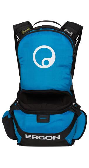 Ergon BE1 Enduro Protect fietsrugzak 3,5 L blauw/zwart